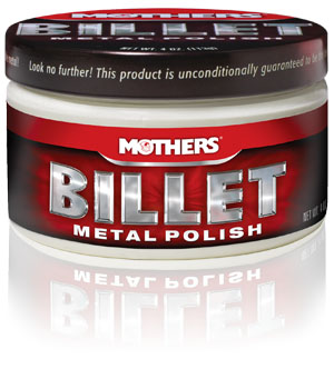 Mothers Billet Polish