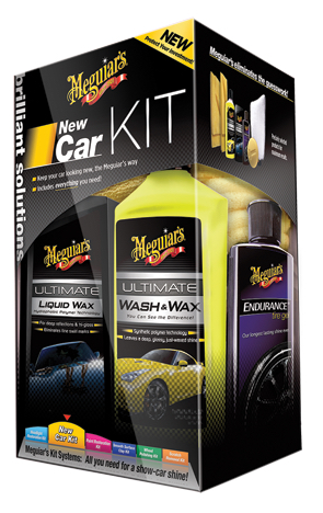 Meguiar's New Car Kit image 1