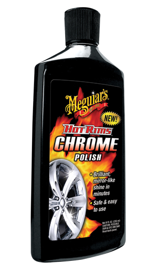 Meguiar's Hot Rims Chrome Polish