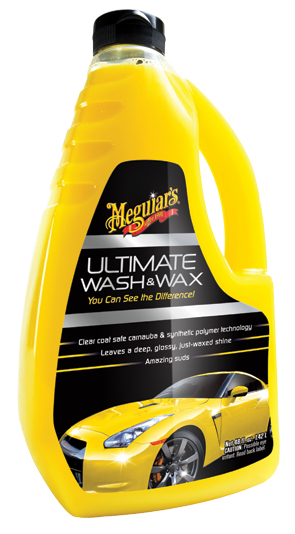 Meguiar's Ultimate Wash & Wax 1.42L image 1