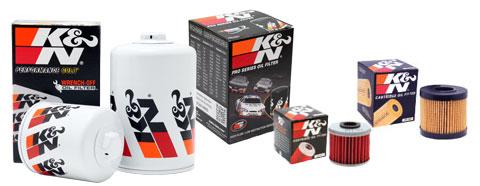 K&N Oil Filter Range image 1