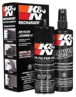 K&N Filter Recharger Kit