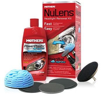 NuLens Headlight Renewal Kit image 1