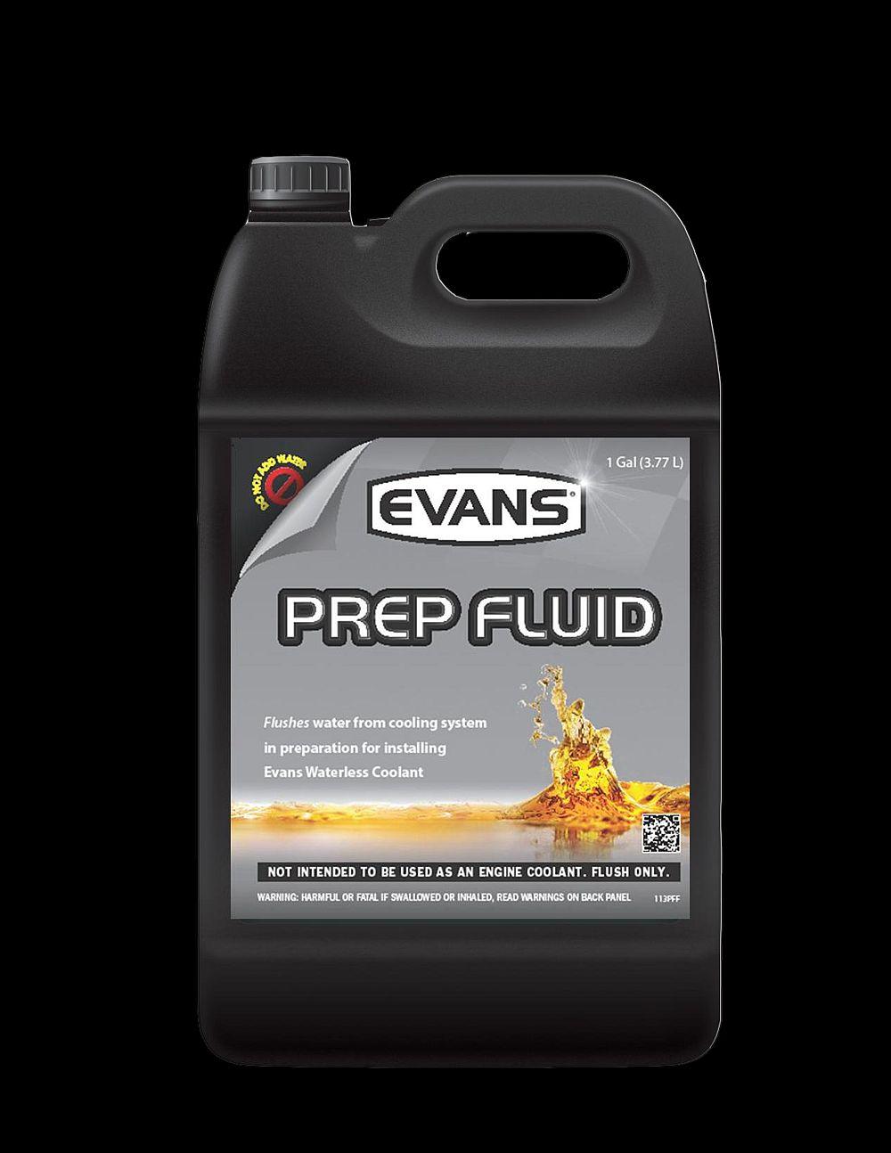 EWC-PR-1 Evans Prep Fluid 3.77Lt