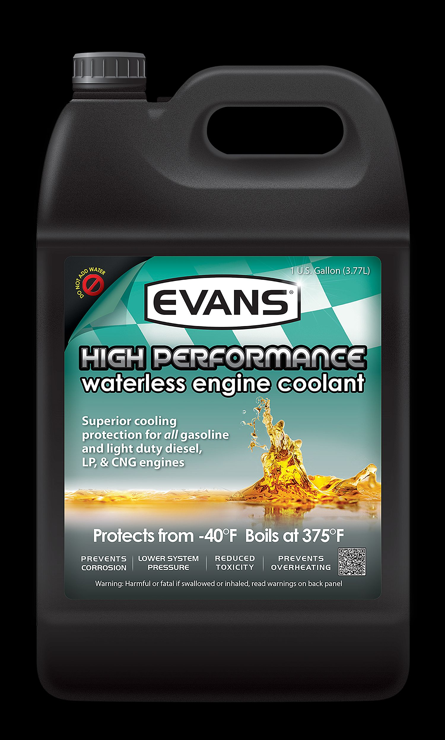Ewc Ps 1 Evans Powersports Coolant 189 Litre Peps Auto Spares Engine Burn Hp High Performance Waterless